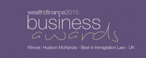 Wealth & Finance Business Awards