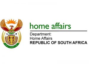 Department of Home Affairs Republic of South Africa